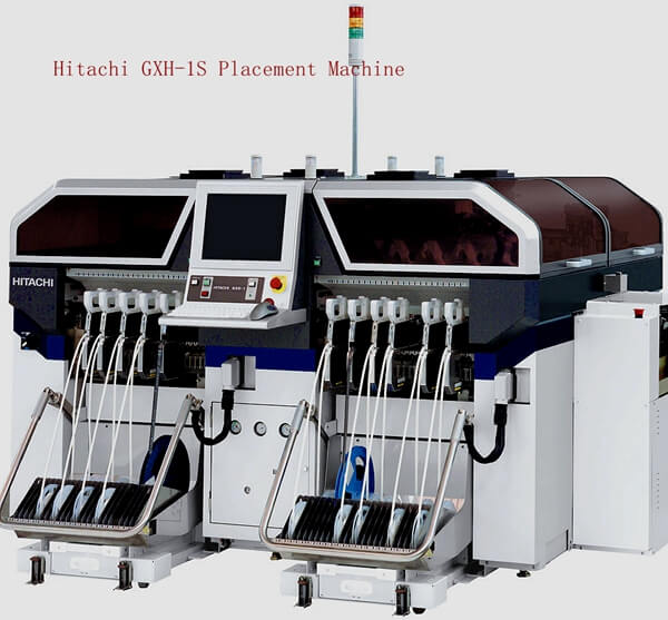 Hitachi GXH-1S Pick and Place Machine