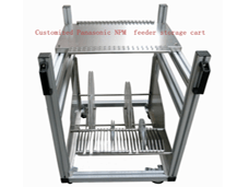 Panasonic Customized NPM feeder storage cart