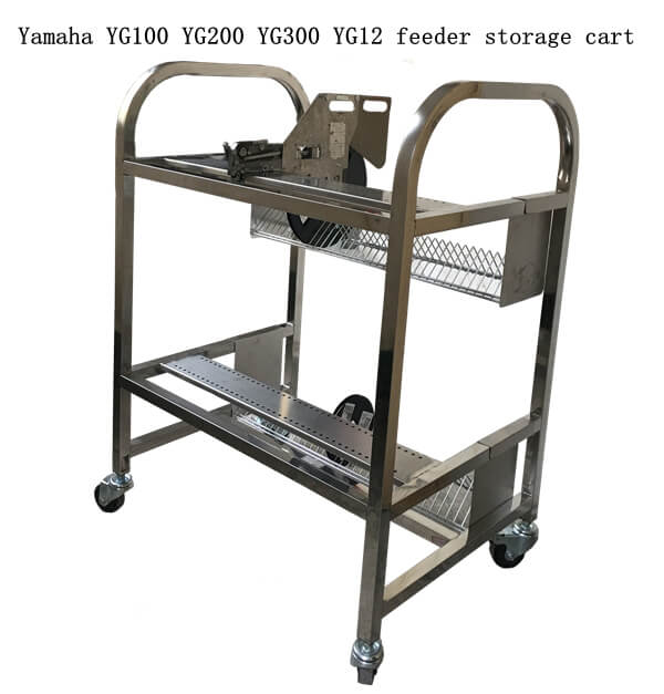 Yamaha YG100 YG200 YG300 YG12 feeder storage cart