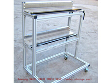Samsung SM411 SM431 SM451 SM471 feeder storage cart