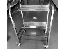 Juki storage feeder carts