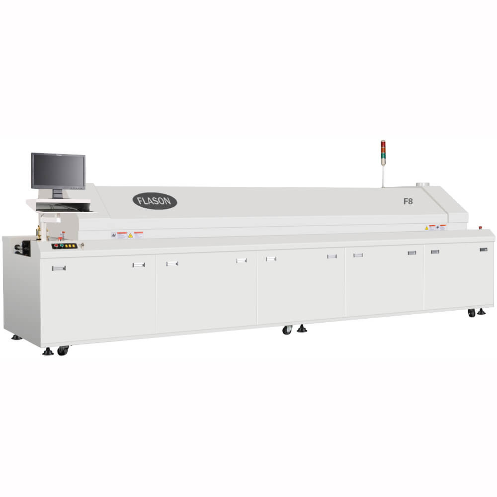 PCB Production SMT Reflow Oven F8