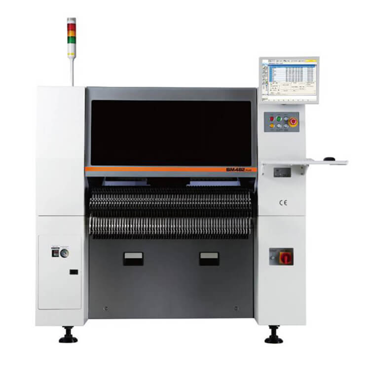Samsung SM482 Plus Pick and Place Machine