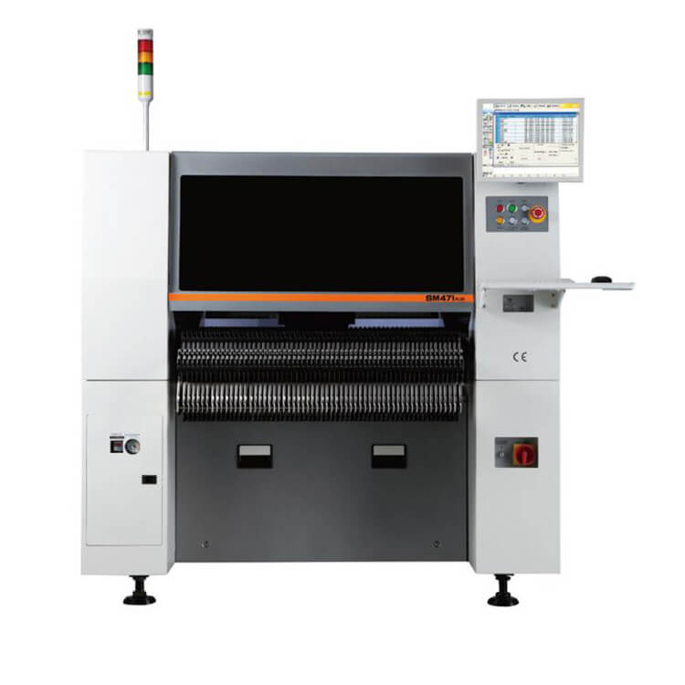 Hanwha SM471 Plus Pick and Place Machine