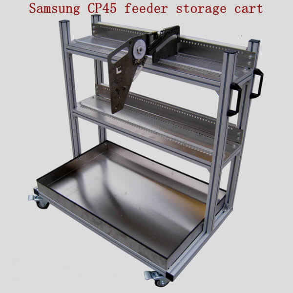 Samsung CP45 feeder storage cart
